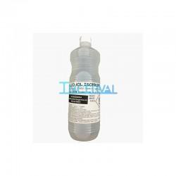 Botella alcohol isopropílico 1L