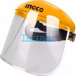 Pantalla protectora facial INGCO