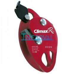 Dispositivo anticaidas CLIMAXROC con mosqueton