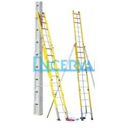 Escalera doble tramo fachada/postes buenos Arisafe-2