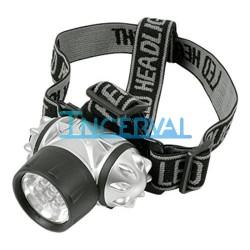Linterna de cabeza LED...