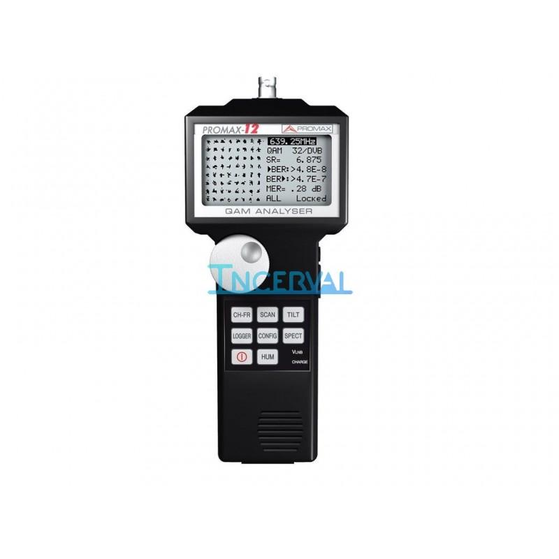 Medidor CATV Promax-12
